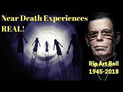 Near Death Experiences REAL? Art Bell's Dark Matter Interview Dr Albert Taylor Paranormal Research