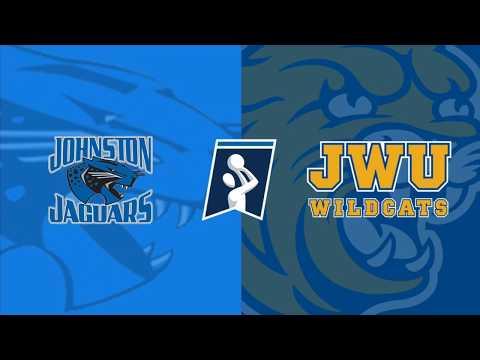 MBB: JWU 101 Johnston Community College 75  1/12/20