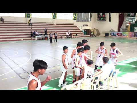 VDT-ALC Huskies vs Christ the King Academy  at BSAA (Part 1)