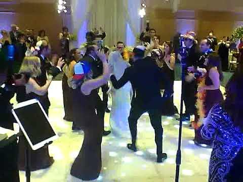Wedding party Entrance Dance - YouTube