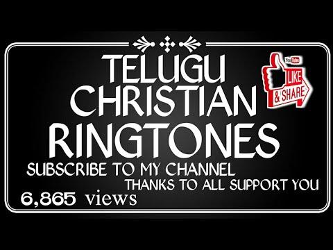 Telugu Christian ringtones#1