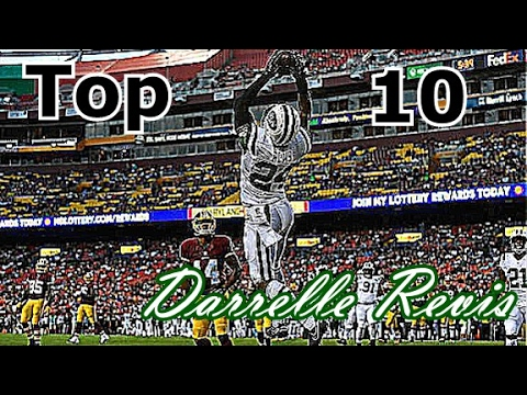 Darrelle Revis Top 10 Plays of Career