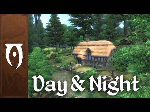 Oblivion - Music & Ambience - Day & Night