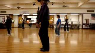 Cherokee Boogie ( Line Dance ) With Music.wmv