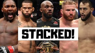 Every Fight To Make Next In The UFC Light Heavyweight Division - Jon Jones vs Reyes/Blachowicz