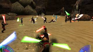 Jedi Academy: Jedi vs Sith (Reborn) Round 2