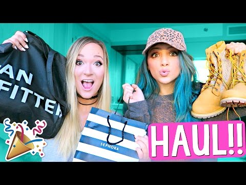 HUGE CLOTHING HAUL!!!