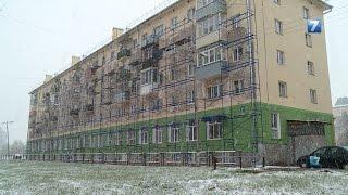 О капитальных ремонтах в Вологде