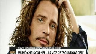 Falleció Chris Cornell - Telefe Noticias