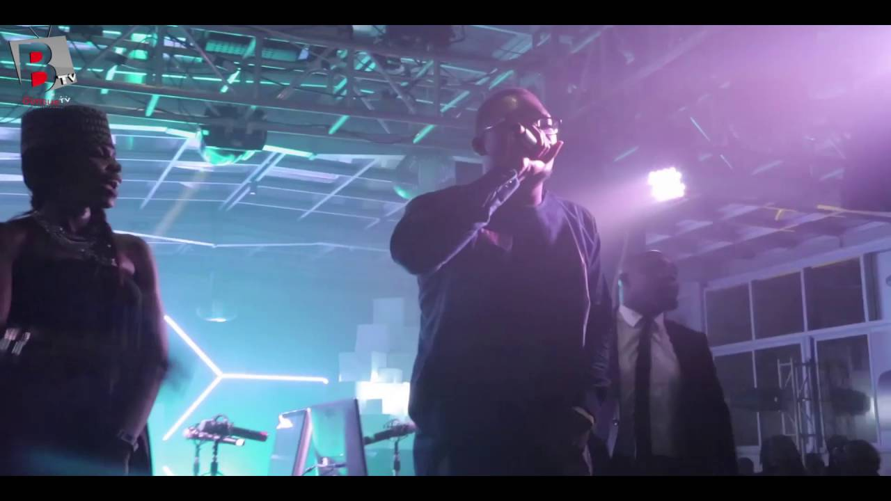 """Download Video: AJEBUTTER 22 and the """"Bad Gang"""" Performance at the Urban Radio Launch #BonsueTV"""