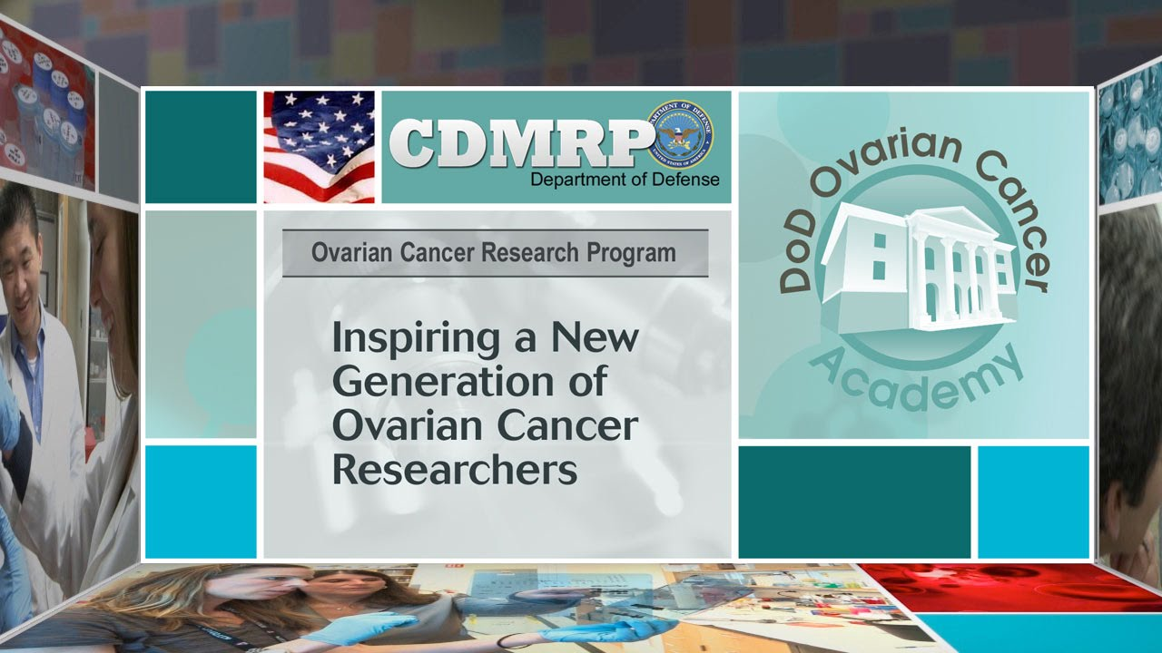 Department Of Defense Autism Research Program Funding >> Ovarian Cancer Research Program Congressionally Directed Medical