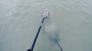 Подводный коп на Азове. ФАРТОВЫЙ ОСЕННИЙ ДЕНЁК. ЗОЛОТО, СЕРЕБРО. /HD