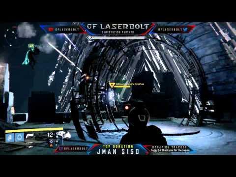 Destiny RAID RUNS in SEARCH for the Praetorian Foil & Vitals Truth