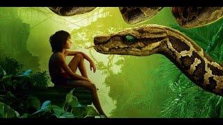 Английский по Фильмам  Книга джунглей 2016 Английский для начинающих  Учить английский