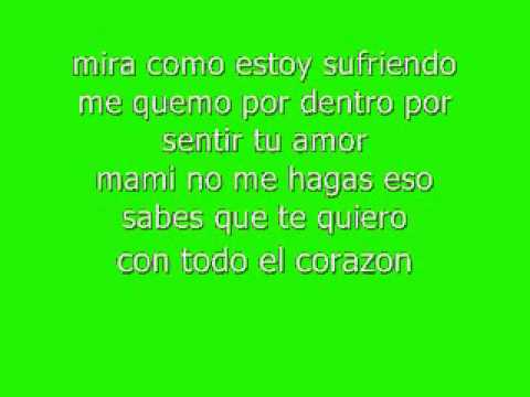 te extrano lyrics