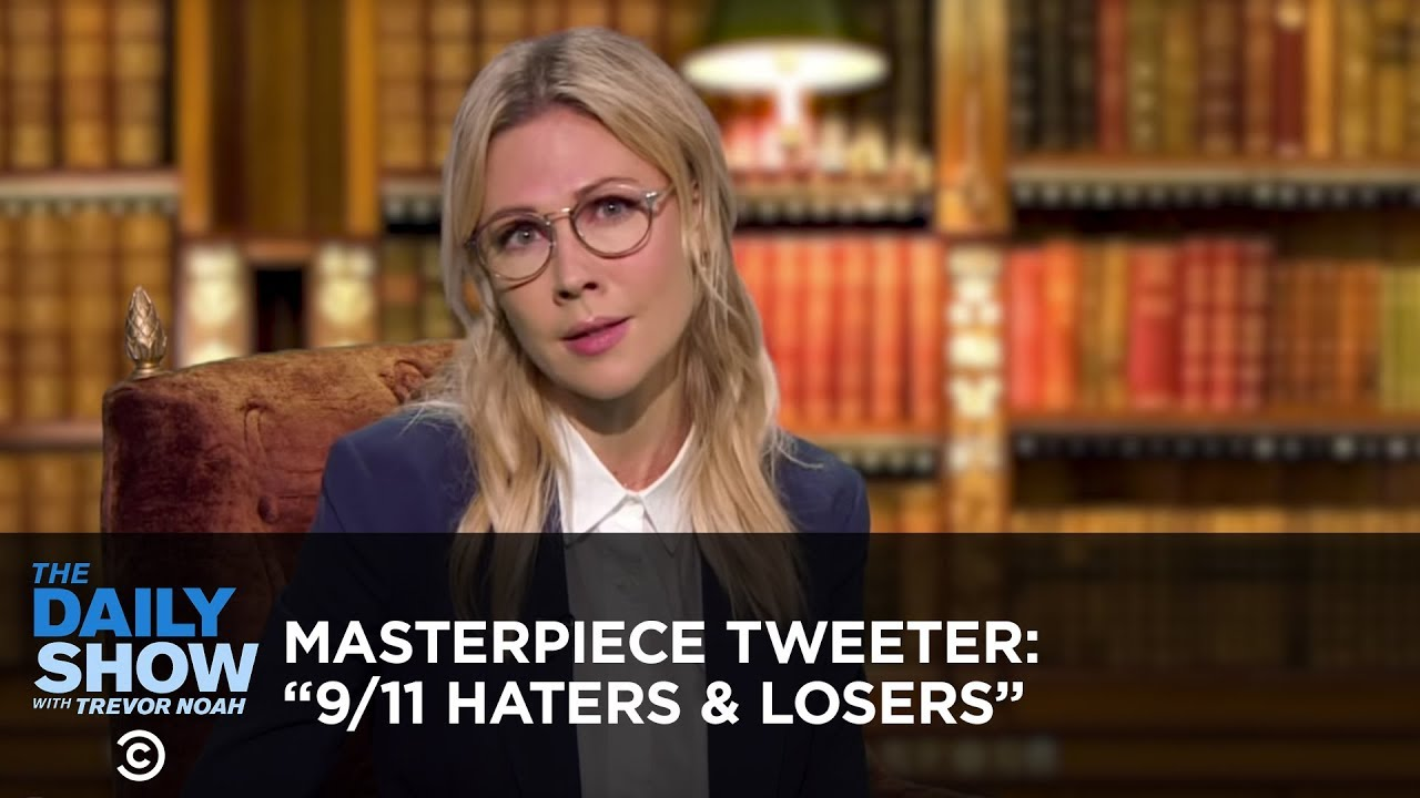 "Masterpiece Tweeter: Trump's ""9/11 Haters and Losers"" 