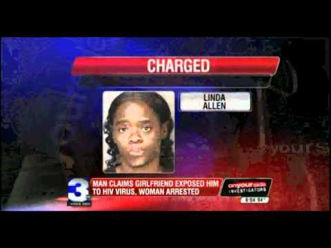 Memphis Woman Arrested After HIDING HER HIV SECRET FROM HER BOYFRIEND!!!