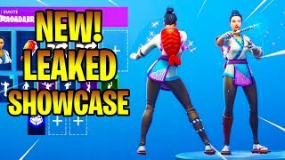 *NEW* Leaked MAKI MASTER Skin With New Leaked Dance Emotes! Fortnite Battle Royale