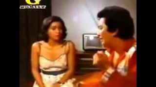 Repeat youtube video LUMAKAD KANG HUBAD- ALMA MORENO with George Estregan