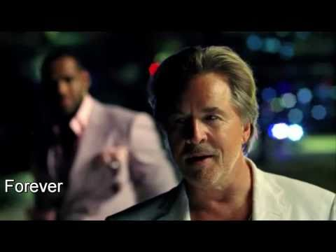 Don Johnson as Sonny Crockett in Miami (Vice) Heat Nike Commercial