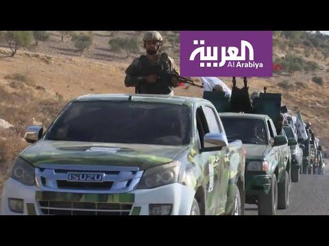 مقاتلون سوريون في ليبيا يحتفلون بتقاضي رواتبهم  - نشر قبل 4 ساعة