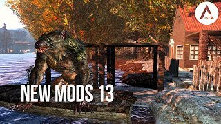 5 Brand New Console Mods 13 - Fallout 4 (PS4/XB1/PC)