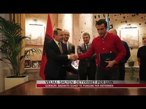 Bashkia e Tiranës dhe Italia mundësojnë banesat për 60 familje rome - News, Lajme - Vizion Plus