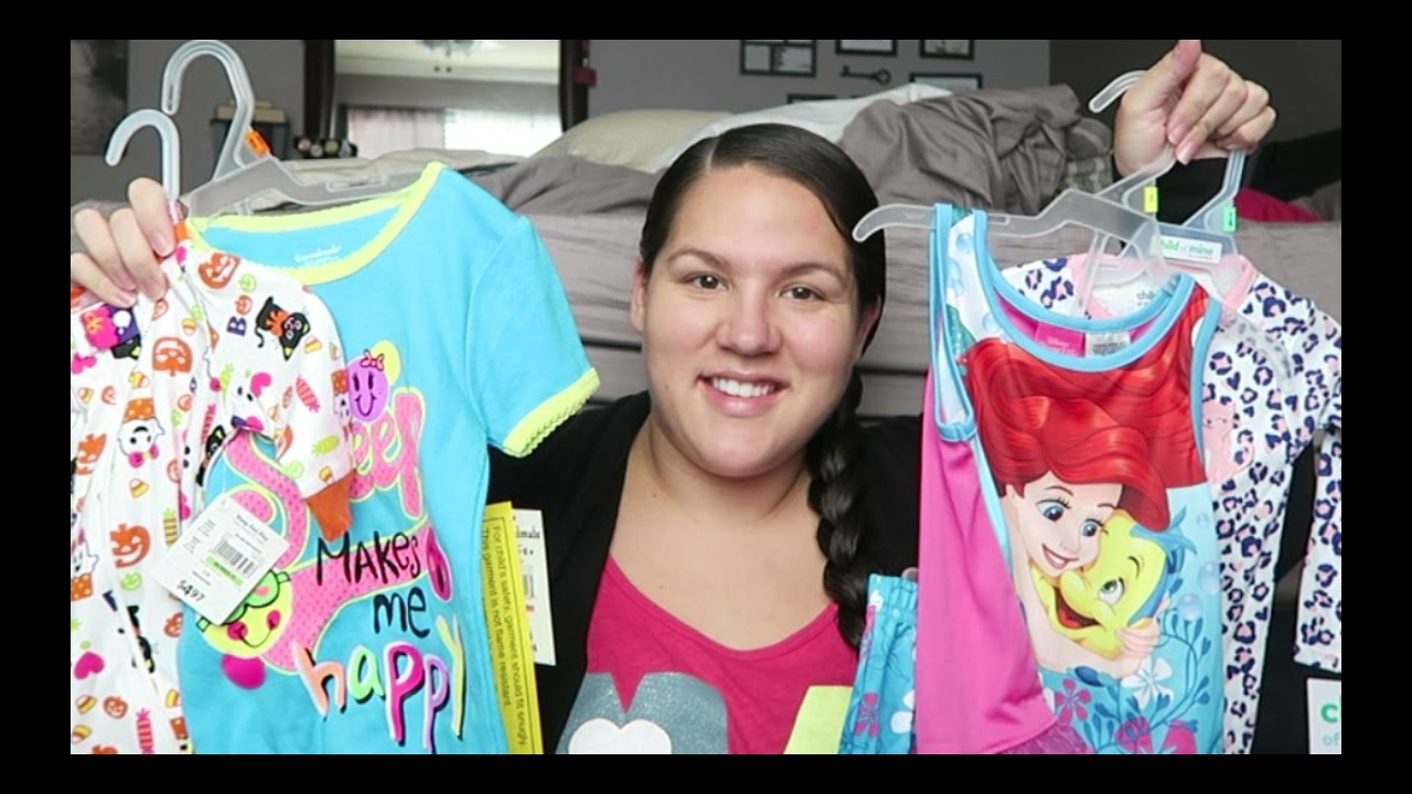 24743cd19 Baby Clothing Haul! ~Shopping on a Budget!~ - YouTube