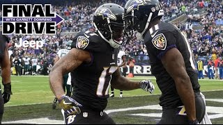 John Harbaugh Reacts To Sunday's Emotional Sideline | Final Drive | Baltimore Ravens