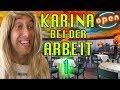 Karina Bei Der Arbeit Kellnerin Teil1 mp3