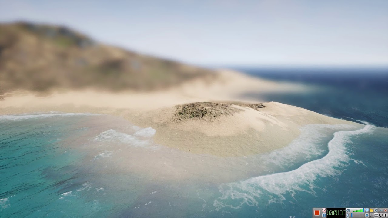 Waveworks 4 18 in Unreal Engine