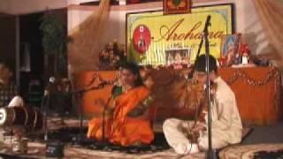 Chitra, Sudarsan and Subiksh - Jagadeeswari - Ragam Mohanam  - Arohana 2009