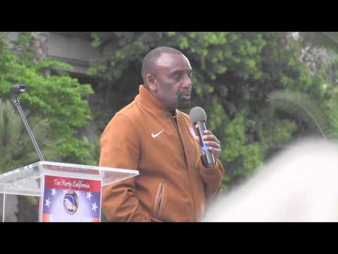 Rev Jesse L Peterson ~ 2nd Emancipation Proclamation ~ Closing prayer