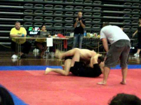 Toby FitzPatrick vs Matt Gilbert (1 of 2)