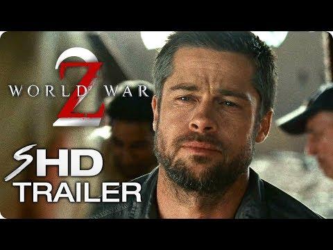 WORLD WAR Z 2 Teaser Trailer Concept (2019) Brad Pitt Zombie Movie HD