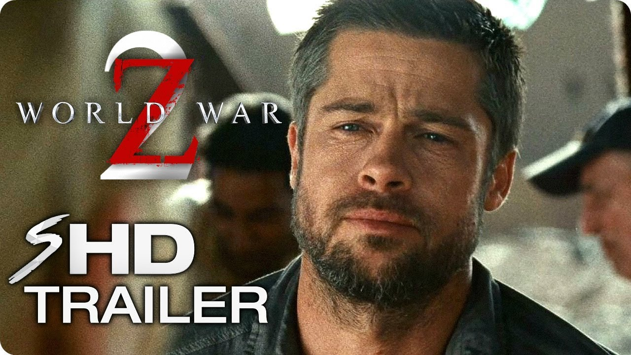 WORLD WAR Z 2 Teaser Trailer Concept (2019) Brad Pitt Zombie Movie HD