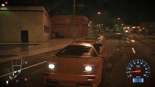 Need For Speed 2015 - Lamborghini Diablo SV 1995 (Gameplay)