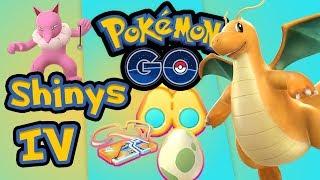 Die Chancen auf Shinys und 100% IV | Pokémon GO Deutsch #747