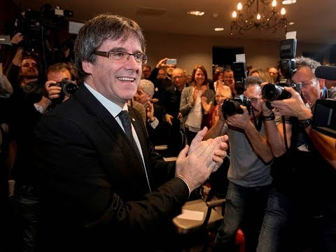 Spain's Supreme Court withdraw international arrest warrant for Catalonia's Carles Puigdemont