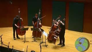 Bassinova Quartet at the 2017 ISB Convention  Shostakovich Sting Quartet no  8