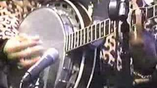 Spider Stacy singing Tuesday Morning on Letterman