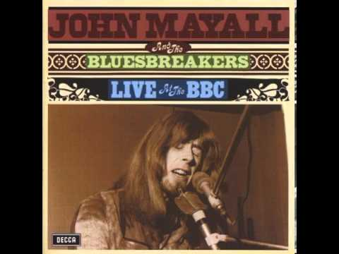 John Mayall And The Bluesbreakers_No More Tears