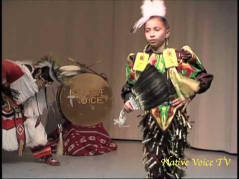 NVTV Dedric Thomas,Dancer, Santee Sioux Tribe of Nebraska-Dakota