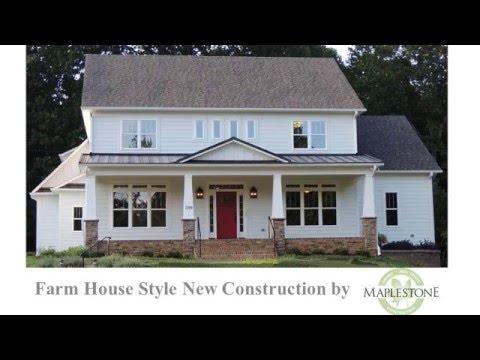Maplestone Homes & Construction - Sampling of Work 2016
