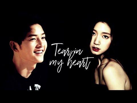 Song Joong Ki ✘ Park Shin Hye ║ Tear In My Heart