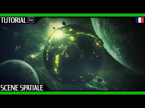 Tutorial After Effects Element 3D Fractal Rama Et Locus Pack + Download