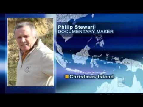 Christmas Island tragedy