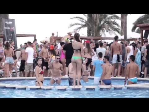 Oliver Lang - Getting Ready for Ibiza 2015 (Jet Beach, Ibiza)