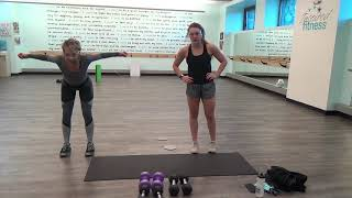 Express Perfect Trifecta Core, Weight Training and Cardio Intervals