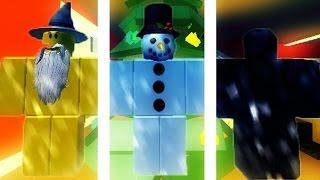 A Roblox Carol~Christmas Special